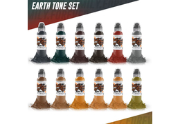 Набор World Famous Earthtone 12 Color Set