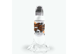 Пигмент World Famous Fuji Mountain Mixing White